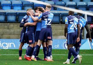 Wycombe Wanderers v Sheffield Wednesday – Sky Bet Championship – Adams Park