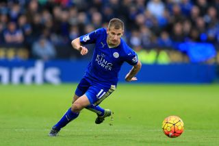 Soccer – Barclays Premier League – Leicester City v Crystal Palace – King Power Stadium