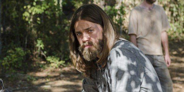 Tom Payne on The Walking Dead