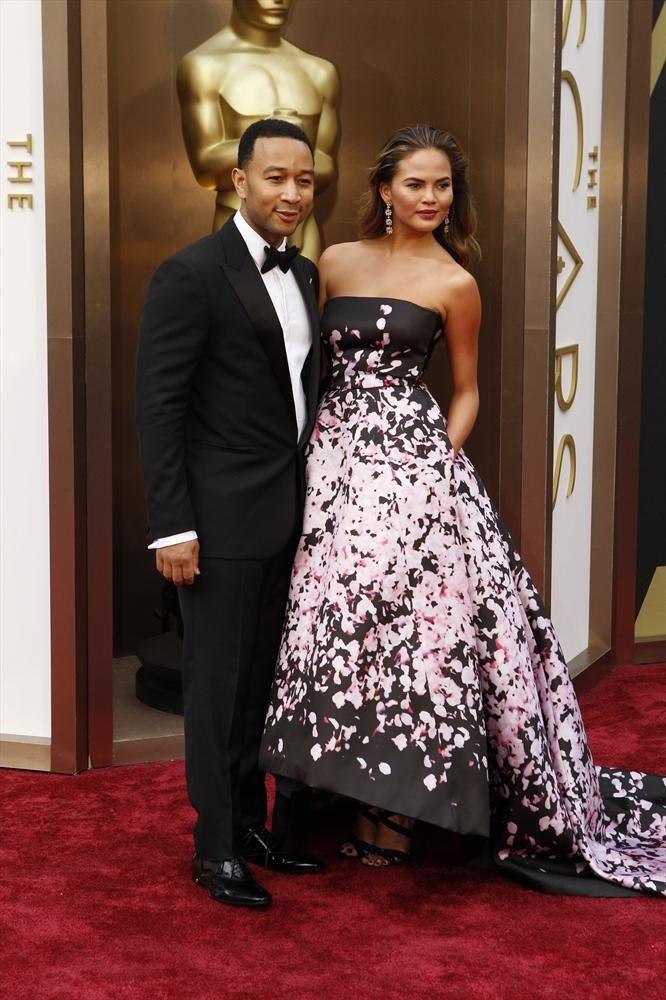 Oscar's 2014 Red Carpet Photos And Live Blog #7934