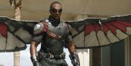 Anthony Mackie Says His First Day Playing The Falcon For Civil War Was Kind Of A Disaster