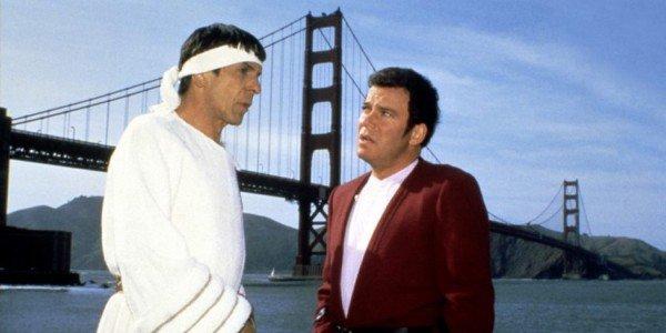 Leonard Nimoy, William Shatner - Star Trek IV: The Voyage Home