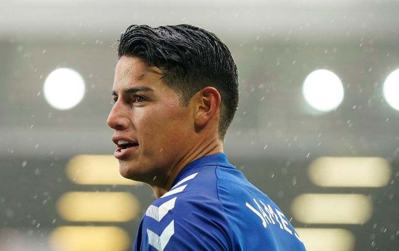 Everton transfer news: James Rodriguez's departure held up by huge deal signed under Carlo Ancelotti