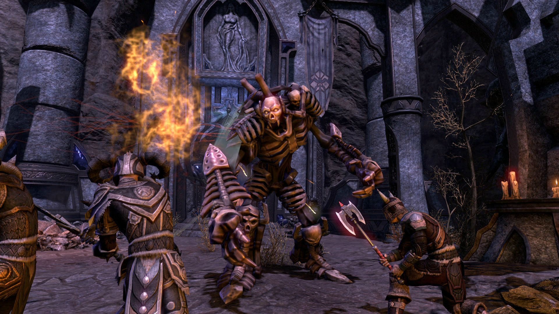 Elder Scrolls Online Screenshots Travel Across Tamriel #24399