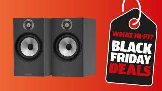 Black Friday speaker deal: B&W 606 Award-winners down to £329