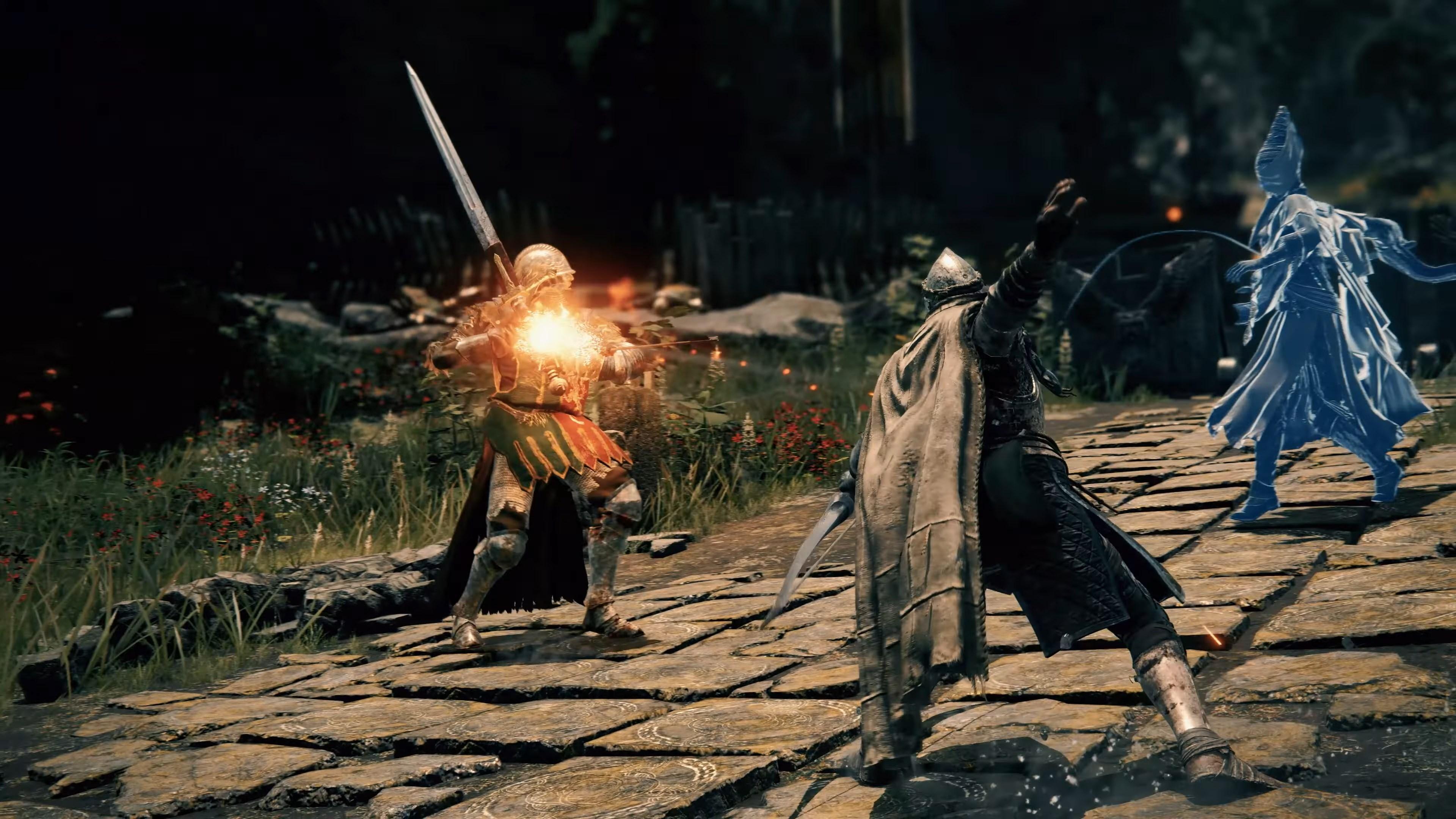Elden Ring gameplay