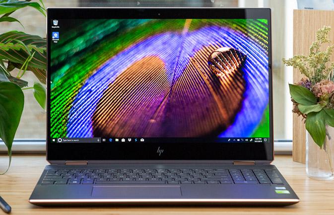 Best 2-in-1: HP Spectre x360 15-inch
