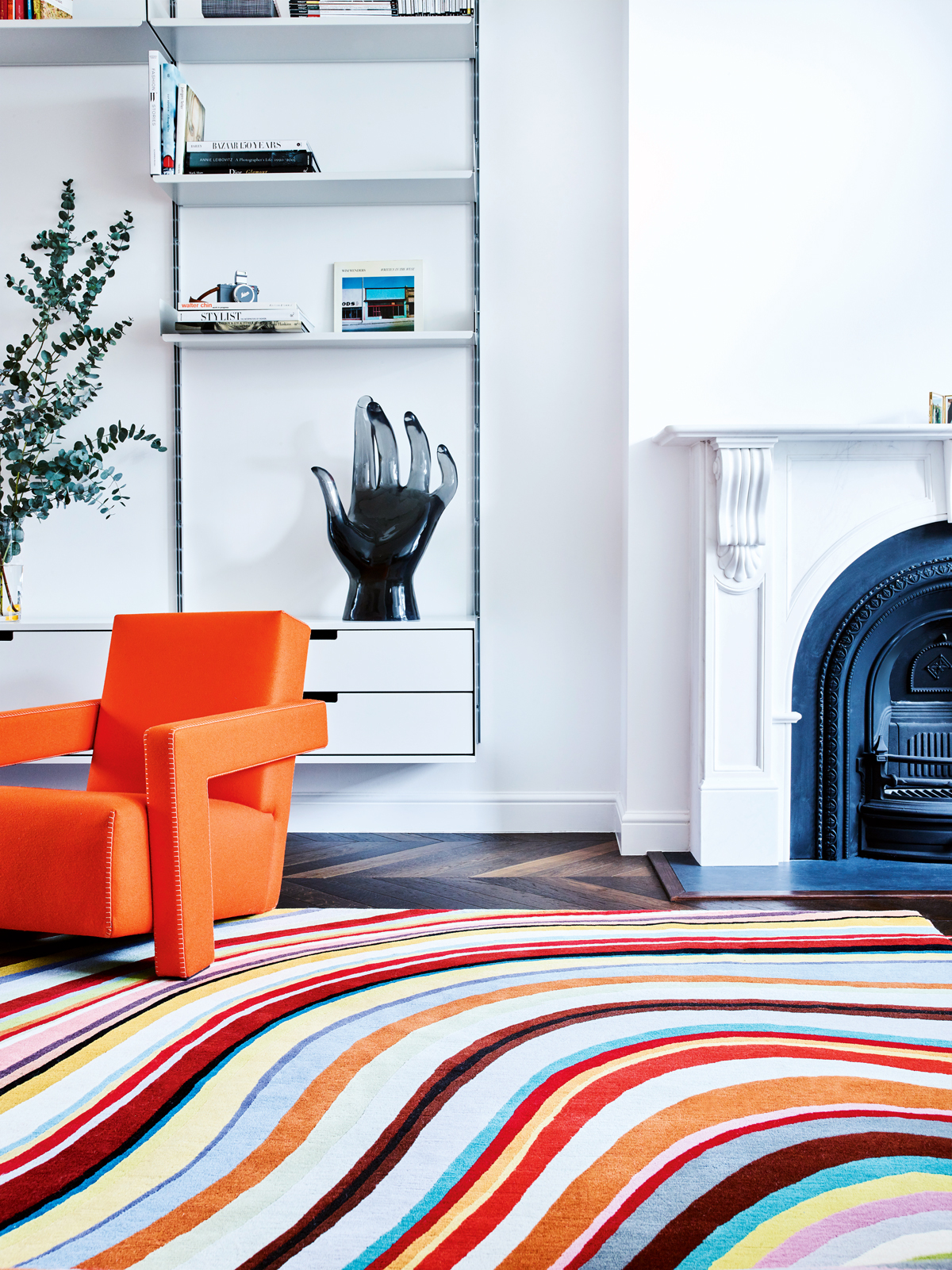 The Swirl Rug By Paul Smith For