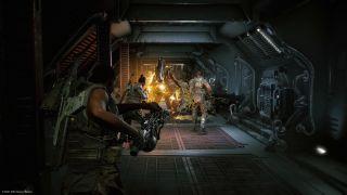 Aliens Fireteam Elite classes