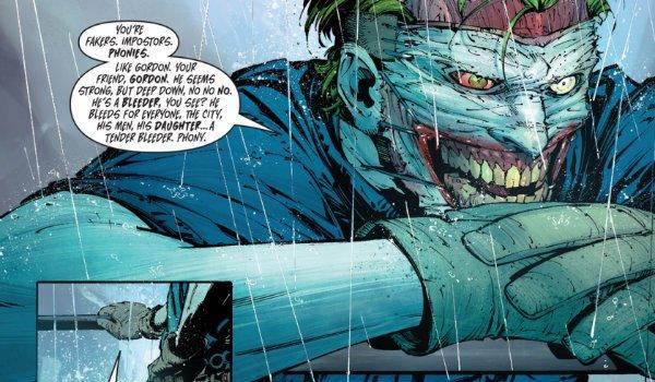 death of the family joker