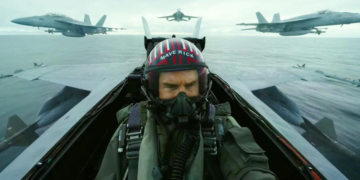 Tom Cruise And Co. Moved Top Gun: Maverick To 2022, But IMAX Head Honcho Tried To Stop Them