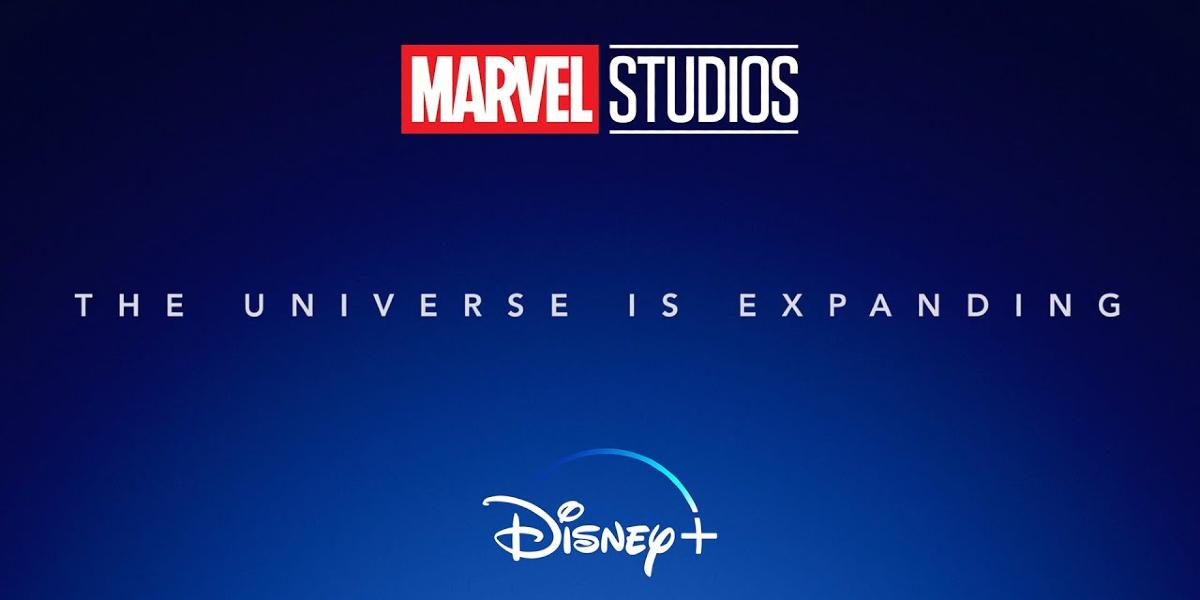 Marvel TV logo for Disney+