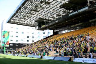 Norwich City v Preston North End – Sky Bet Championship – Carrow Road