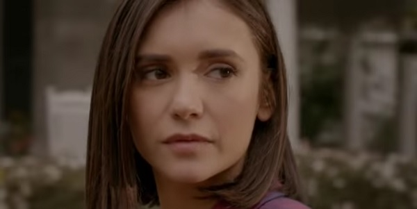Nina Dobrev on The Vampire Diaries