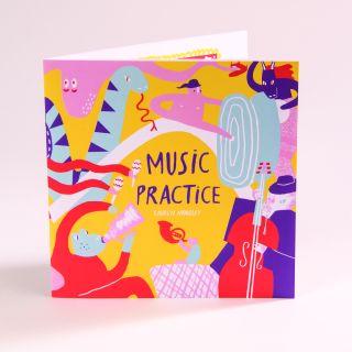 Music Practice by Lauren Morsley