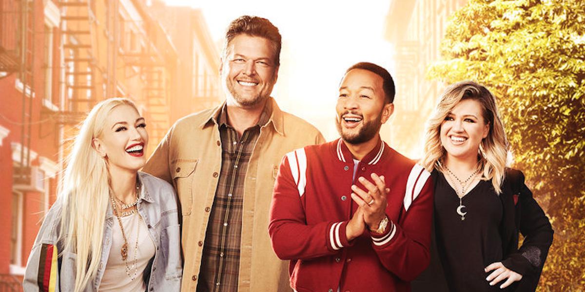 the voice season 19 cast of coaches