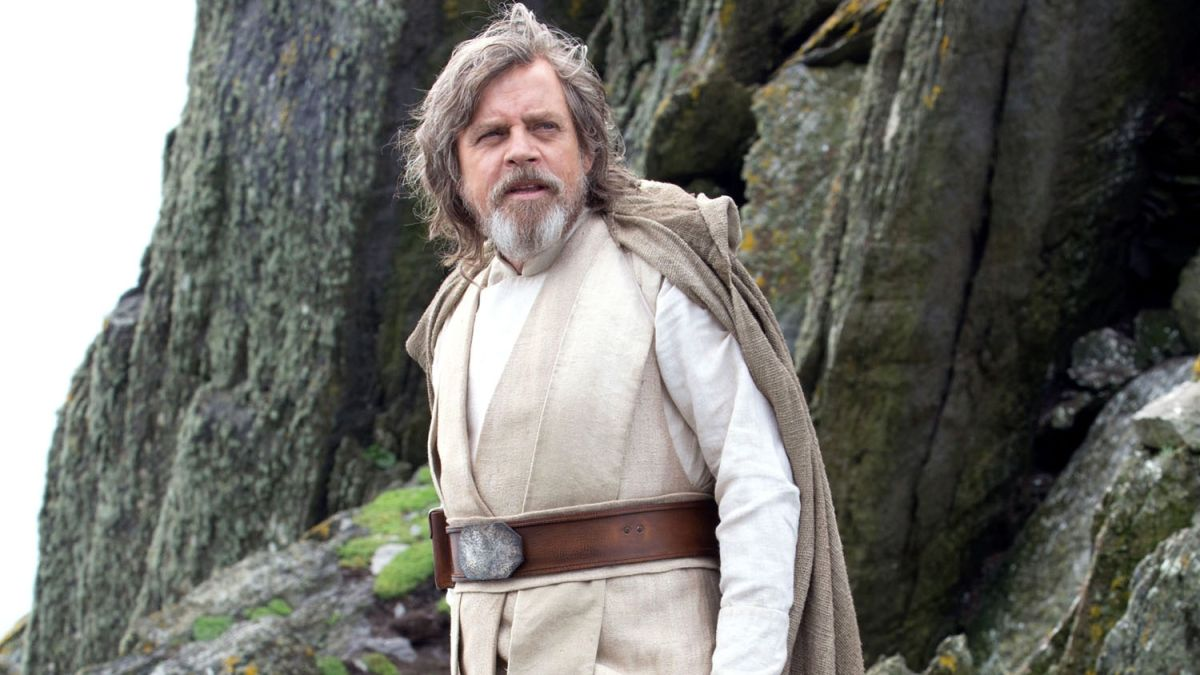 Star Wars: The Last Jedi might see Luke Skywalker sharing an island with a 9-foot sea creature – and here's what it could look like