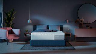 Casper cooling collection snow nova hybrid mattress