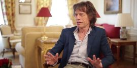 Mick Jagger Just Had Heart Surgery