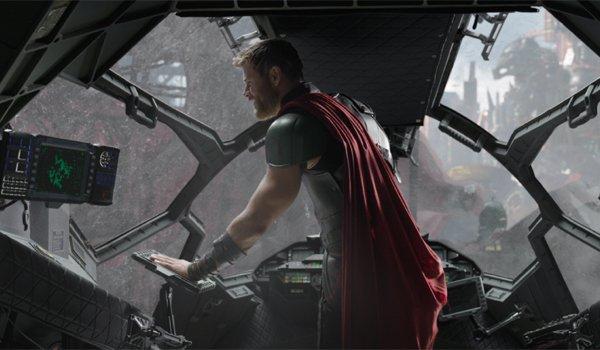 The strongest avenger Thor Ragnarok
