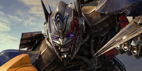 Optimus Prime in Transformers: The Last Knight