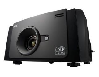 NEC High Lumen Projector with Laser Light Source