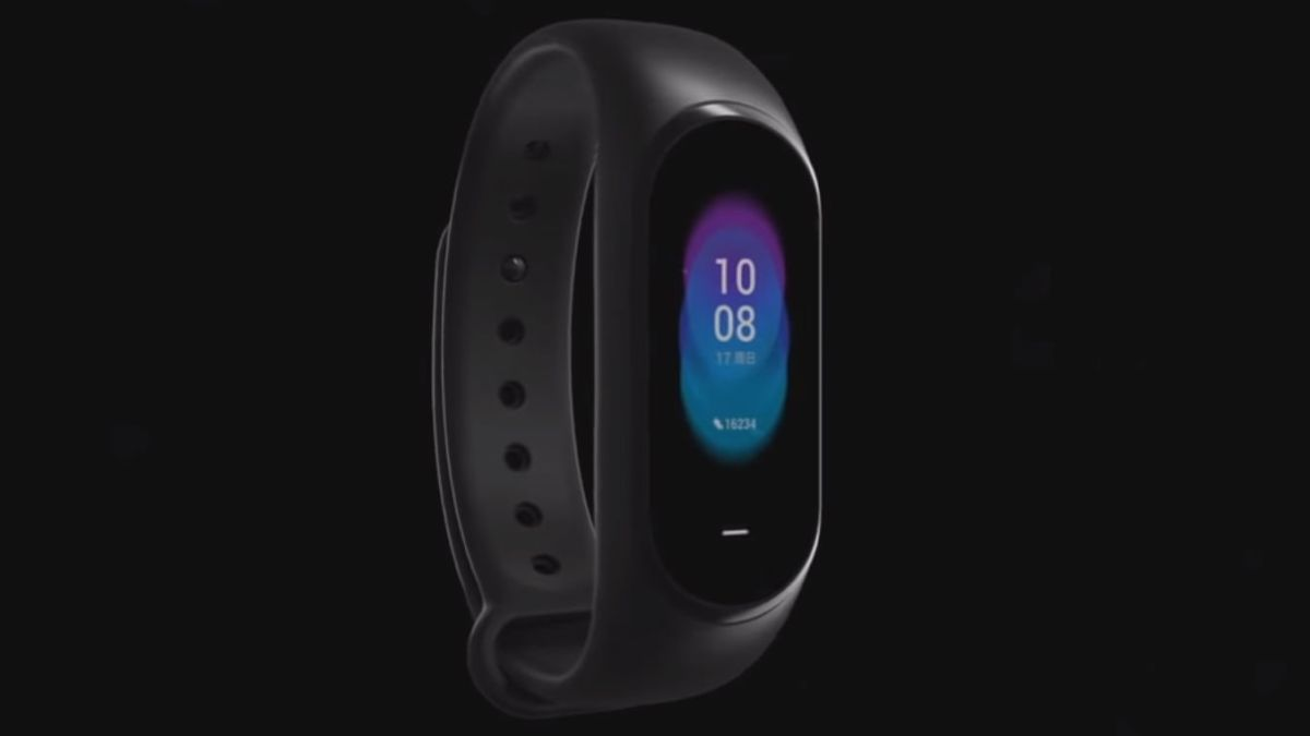 Xiaomi has a new fitness tracker that has a larger display than the Mi Band 3