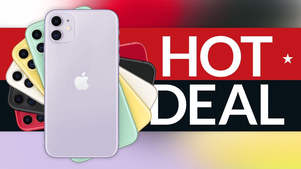 Outstanding Apple iPhone 11 deal bags you phone FREE with HUGE data
