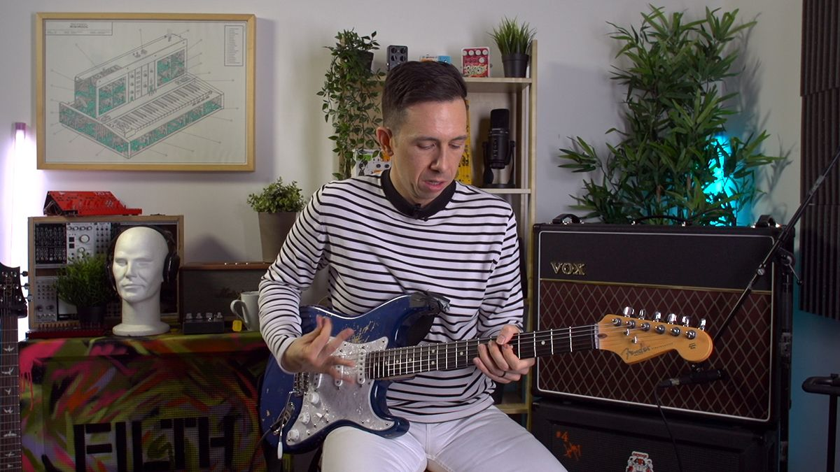 Watch Cory Wong's top 3 funk tips for guitarists