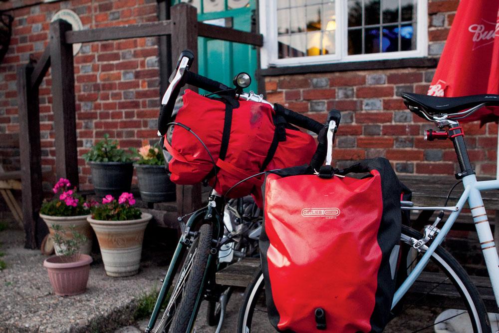 30 L Bike Rear Rack Pannier Bag,Waterproof Bike Rear Seat Trunk Bag Cycling Rear Carrier Bag,Bicycle Sport Rear Rack Bag,Bike Storage Bag