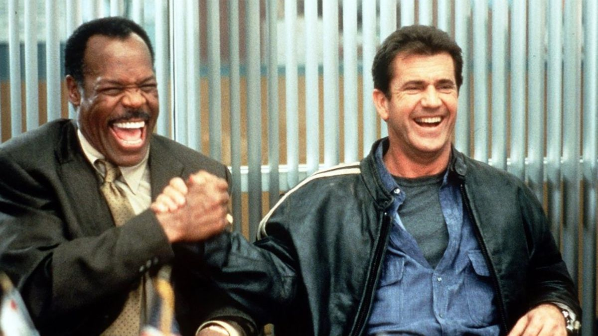 Warner Bros. working on Lethal Weapon 5 with Mel Gibson, Danny Glover, and Richard Donner