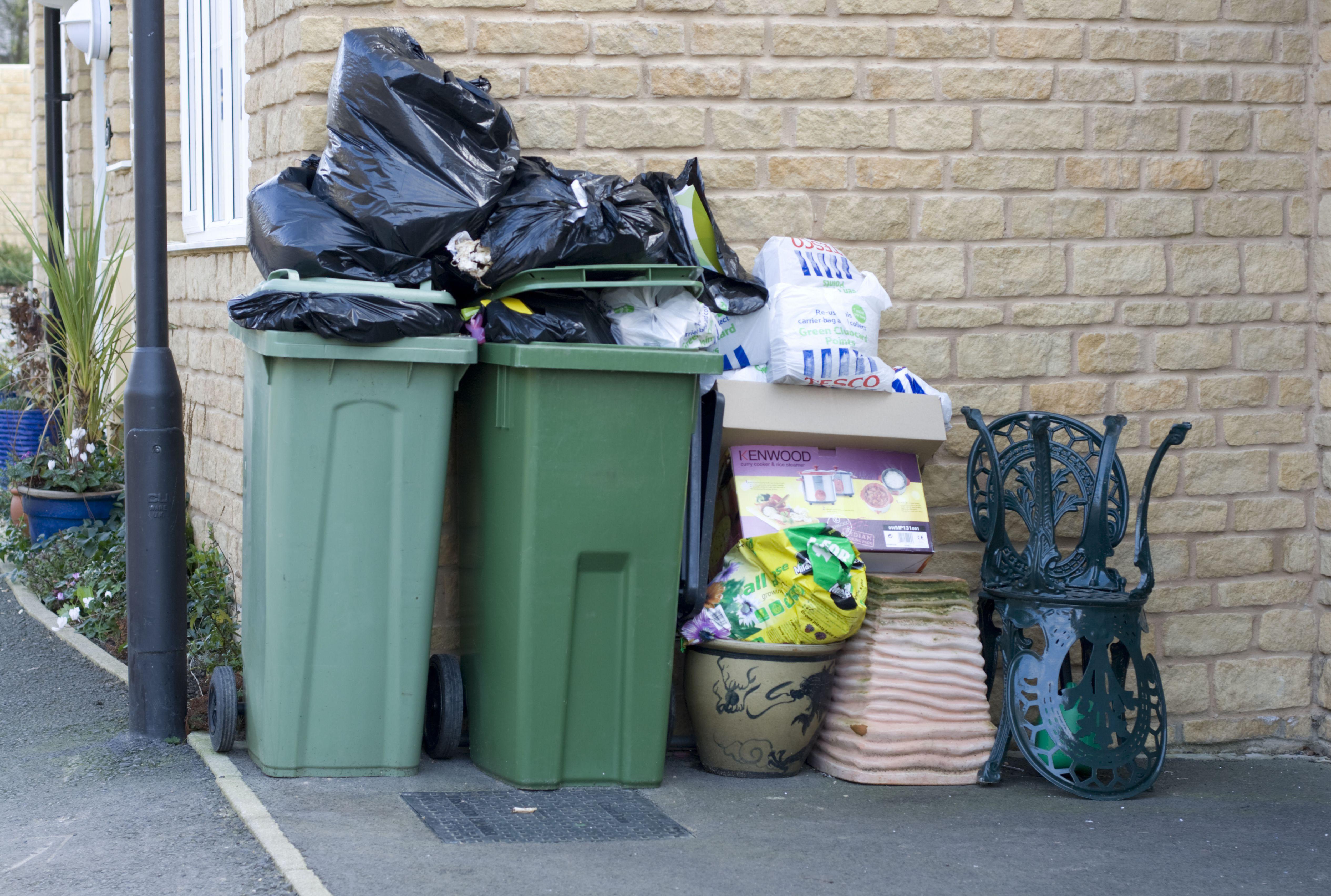 bin collection