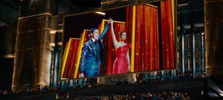 Katniss Everdeen, Panem Capitol