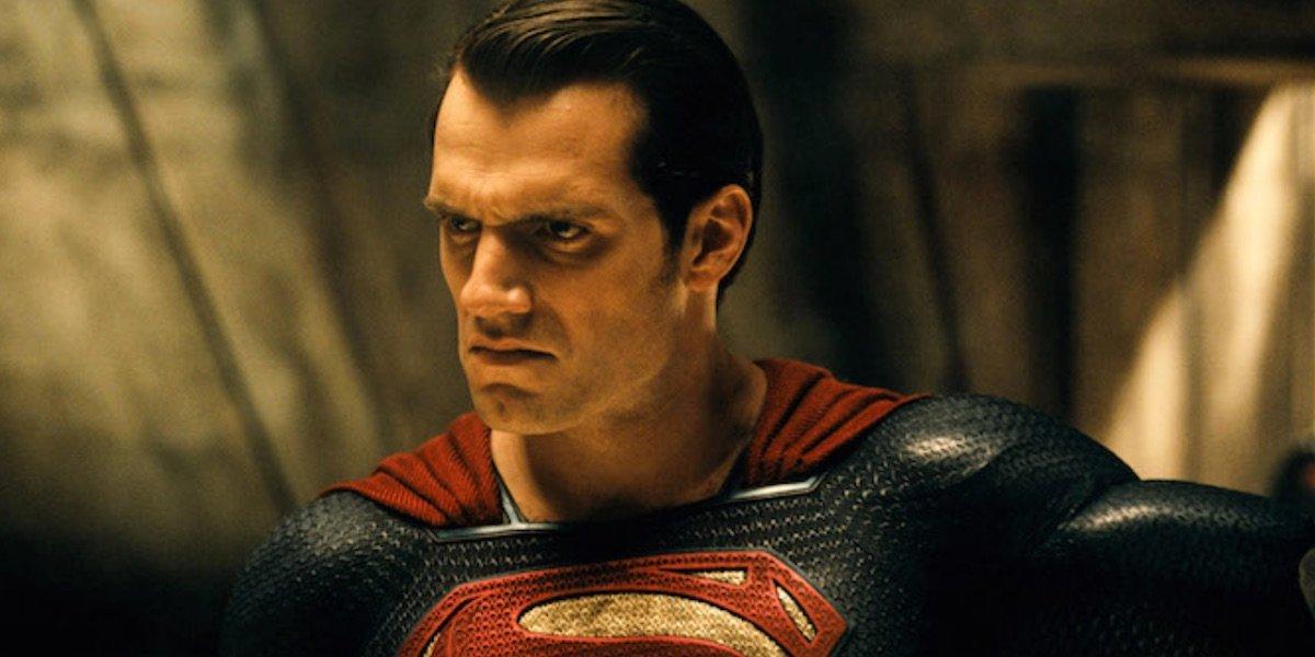 Superman in Batman v Superman