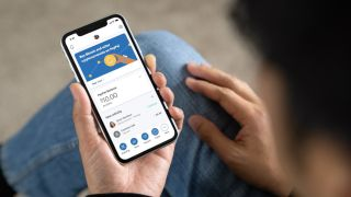 PayPal cryptocurrency wallet