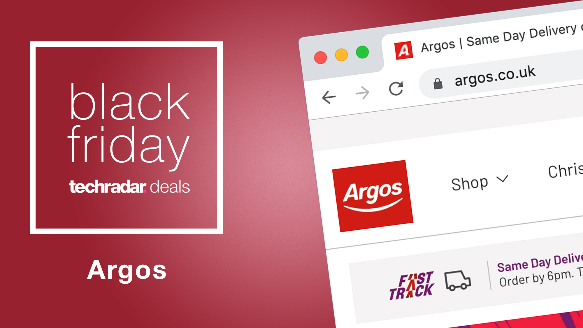 Argos Black Friday Deals 2020 Uk Offers On Tvs Smart Home Gaming And More Techradar