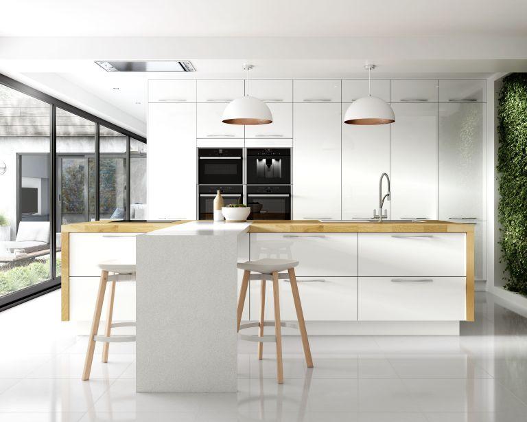 Wickes Esker kitchen range
