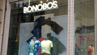A Bonobos retail store in New York City.
