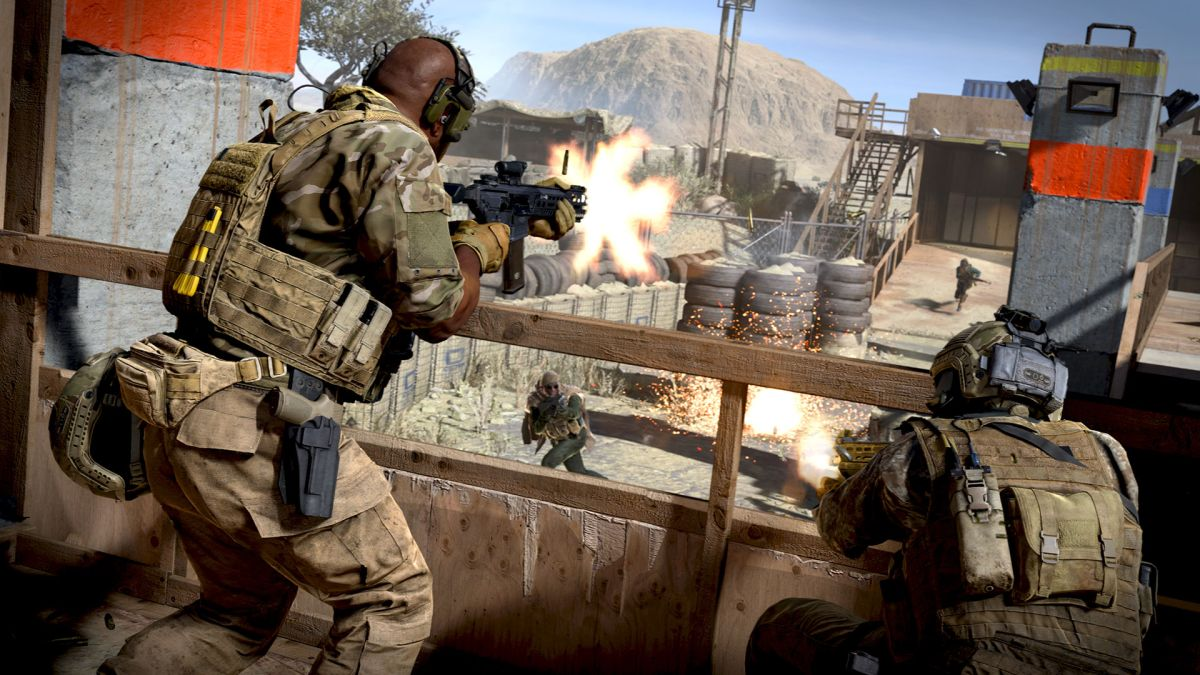 Call of Duty Modern Warfare was abruptly removed from the Russian PlayStation store