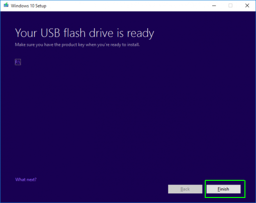 Upgrade from Windows 7 or 8 /& 8.1 to Windows 10 update USB install for pro home