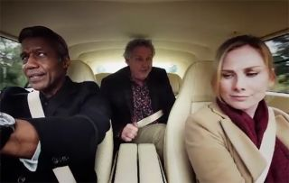 Holby City road trip