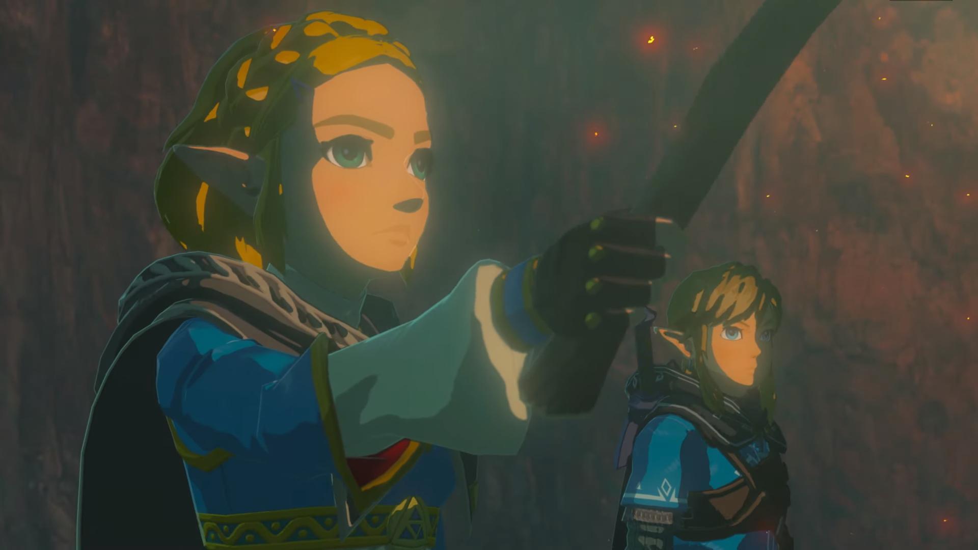 Zelda Breath Of The Wild Sequel Theories Gamesradar