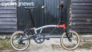 Brompton x CHPT3 Special Edition Bike