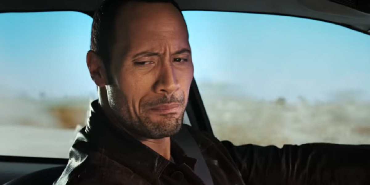 Dwayne Johnson in Race to Witch Mountain