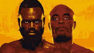 UFC Fight Night Vegas 12 Uriah Hall Anderson Silva Promo Splash