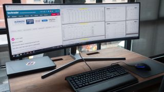 Samsung CHG90 QLED Gaming Monitor | How I can