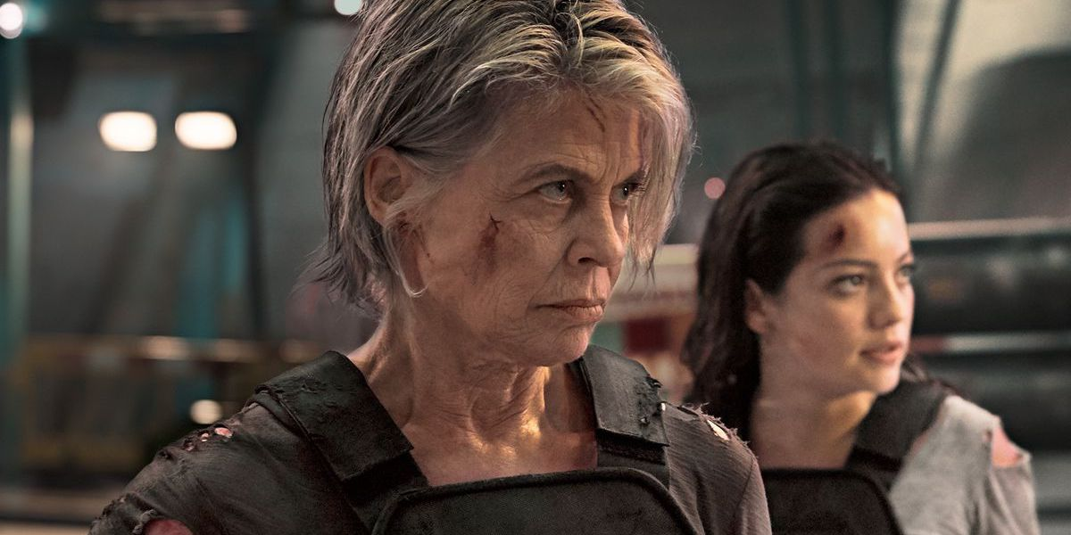Terminator: Dark Fate's James Cameron Says Sarah Connor's F-Bombs Were A Big Part Of The R-Rating