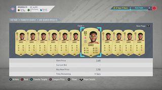 FIFA 20 starter team premier league FUT
