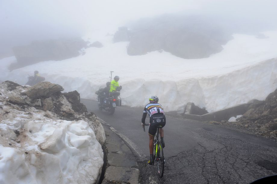 Race organisers cut Gavia climb from queen stage of Giro d'Italia 2019