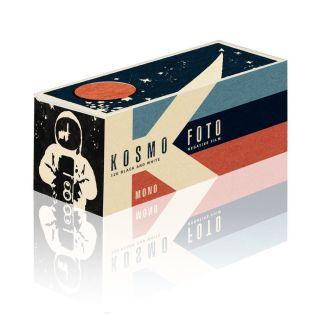Kosmo Foto Mono 120 black-and-white film announced